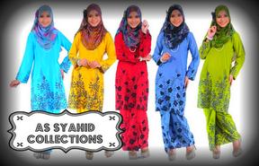 Baju Kurung Pahang Baju Raya Terkini 2014 Mya Sofea As Syahid Collections