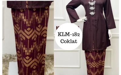 Baju Kebarung Songket Terkini Koleksi Lagenda Mahsuri