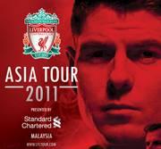 Liverpool vs Malaysia Asia Tour 2011