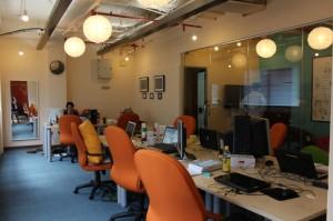 Tempat untuk Office Tech Team Nuffnang dan Churp Churp