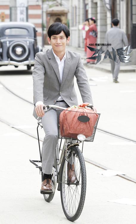Park Ki Woong sebagai Kimura Shunji Bridal Mask 2