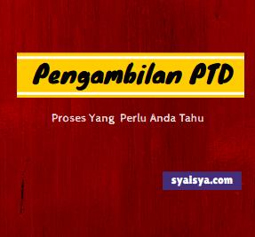 PEGAWAI TADBIR DAN DIPLOMATIK (PTD) M41 – PROSES PENGAMBILAN