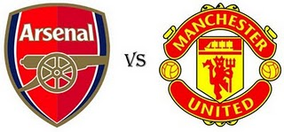 arsenal vs man united ARSENAL KALAHKAN MANCHESTER UNITED 1 0: LIGA PERDANA INGGERIS (EPL 2010/2011)