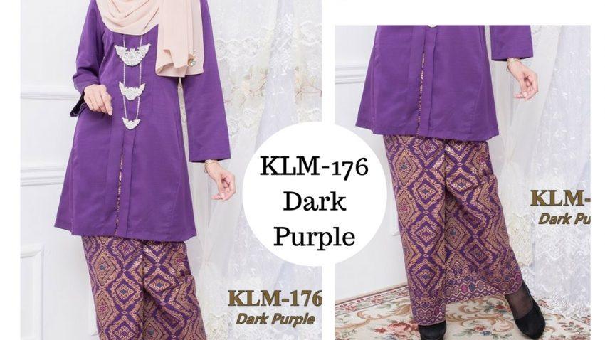 baju-kebaya-kurung-kebarung-kebarong-songket-terkini-online-dark-purple-ungu-gelap-klm-176