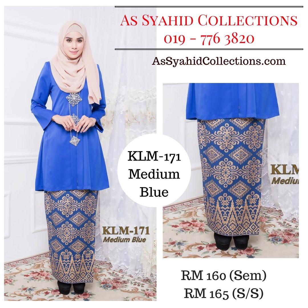 baju-kebaya-kurung-kebarung-songket-kebarong-terkini-online-biru-klm-171