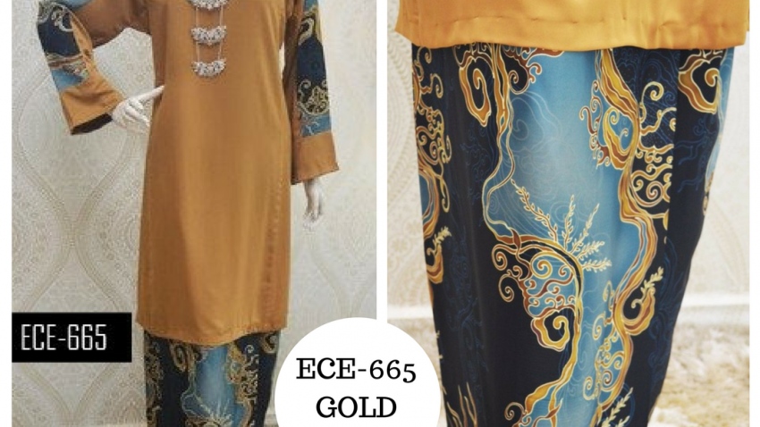 baju-kurung-batik-gold-brown-emas-kurung-pahang-terkini-2017-ece-665