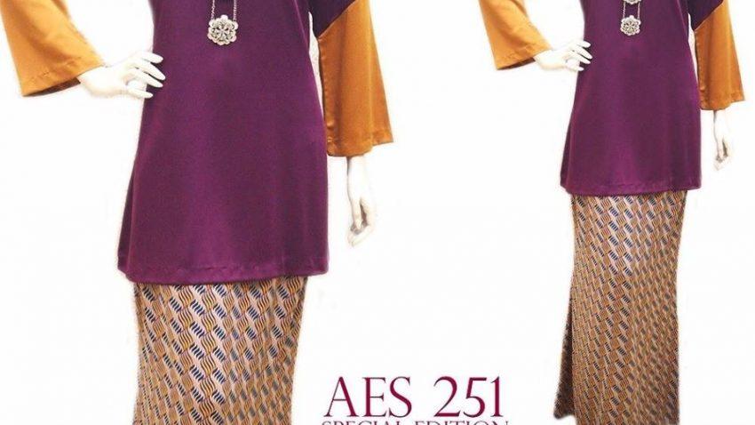 baju-kurung-mini-terkini-songket-ungu-purple-AES-251_2