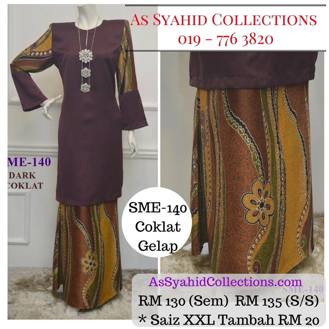 baju-kurung-moden-labuh-malaysia-pucci-batik-coklat-gelap-dark-coklat-SME-140