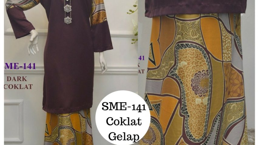 baju-kurung-moden-labuh-malaysia-pucci-batik-coklat-gelap-dark-coklat-SME-141