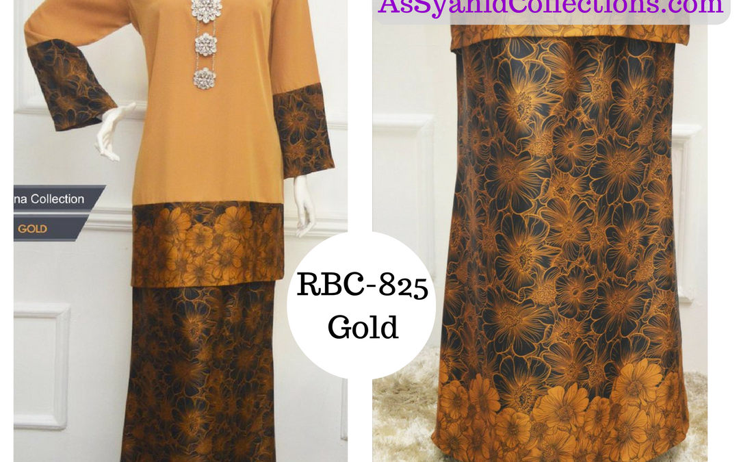 Baju Raya | Baju Kurung Moden Labuh Terkini Koleksi Raisya Briona