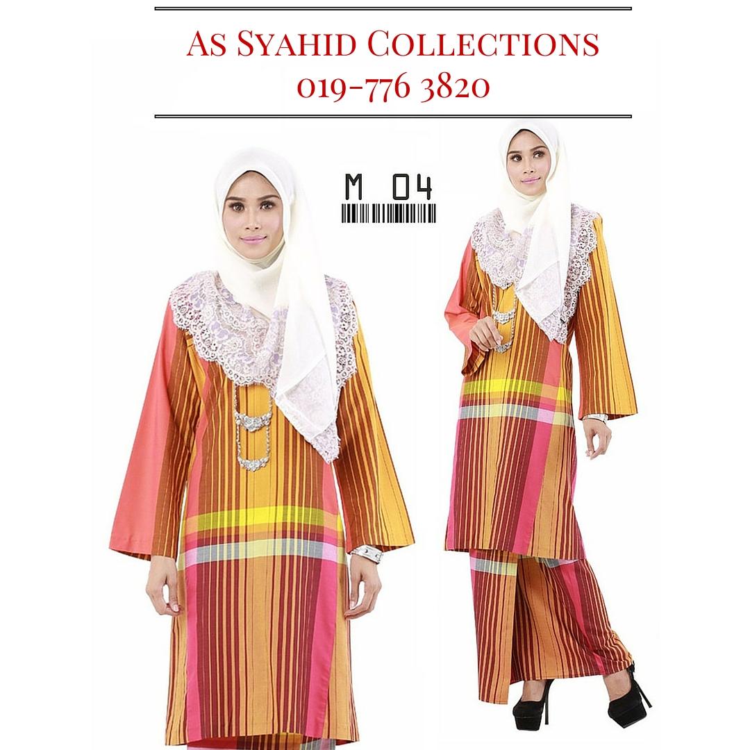 baju-kurung-pahang-pelikat-tradisional-kesultanan-melayu-oren-kuning-murah-terkini-online-M-04.jpg