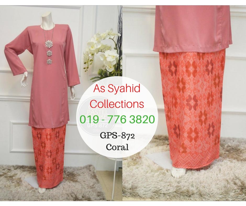 baju-kurung-pahang-songket-terkini-2017-coral-GPS-872