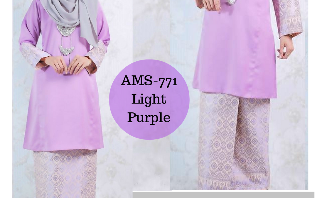 Baju Kurung Songket (Kurung Pahang) Koleksi Adinda Mahsuri