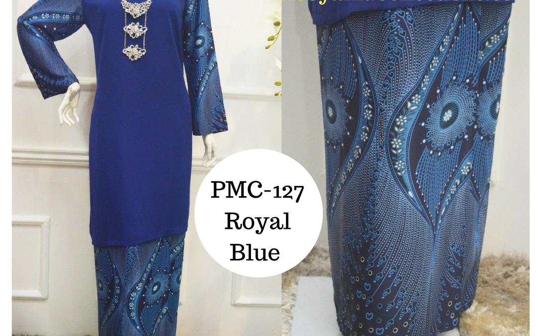 Baju Kurung Moden Batik Pucci PMC