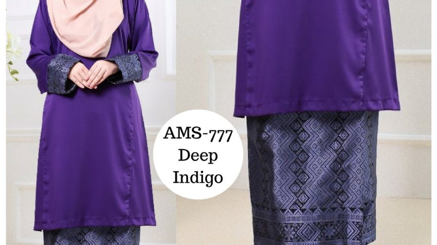 baju-raya-2017-kurung-pahang-songket-deep-indigo-purple-ams-777