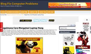 CONTEST REVIEW BLOG FIX COMPUTER PROBLEMS