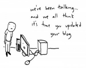 celoteh aku seorang blogger