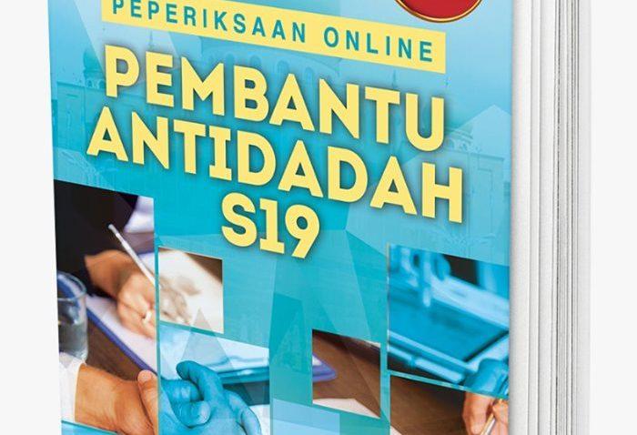 rujukan panduan exam pembantu antidadah aadk s19