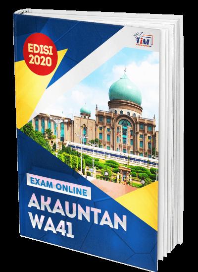 contoh soalan dan jawayan Akauntan WA41 2020 download