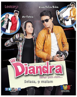 DIANDRA SLOT LESTARY TV3 | PELAKON, SINOPSIS, TONTON ONLINE, DOWNLOAD