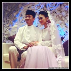 gambar fasha sandha dan jejai kahwin