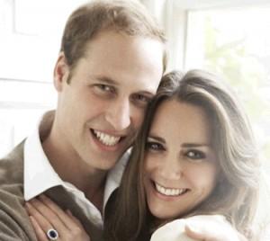 gambar Putera William dan Kate Middleton