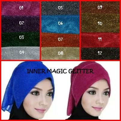 INNER MAGIC GLITTER MURAH ONLINE