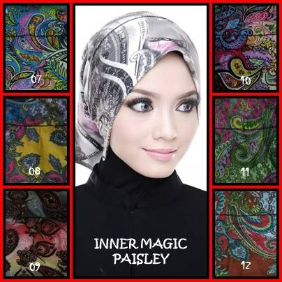 inner magic paisley 2 INNER MAGIC CORAK PAISLEY