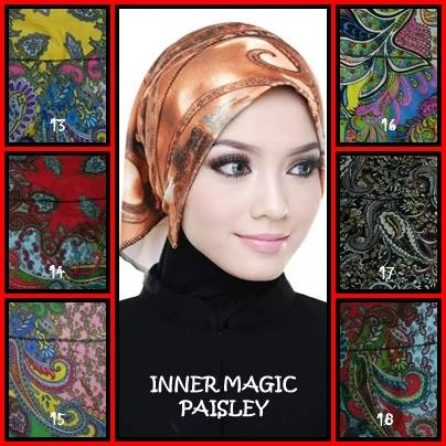 inner magic paisley 3 INNER MAGIC CORAK PAISLEY