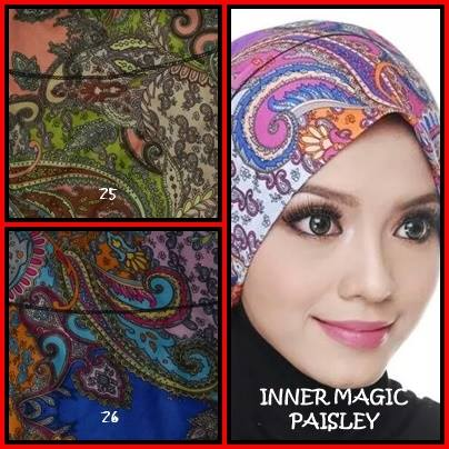 inner magic paisley 5 INNER MAGIC CORAK PAISLEY