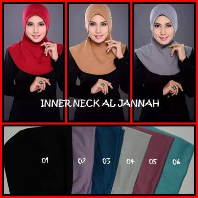 inner neck magic al jannah INNER NECK MAGIC MURAH ONLINE