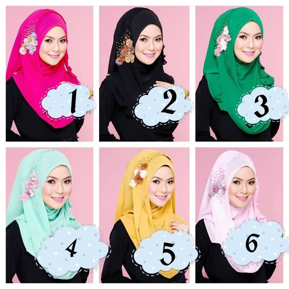 instant shawl amani 1