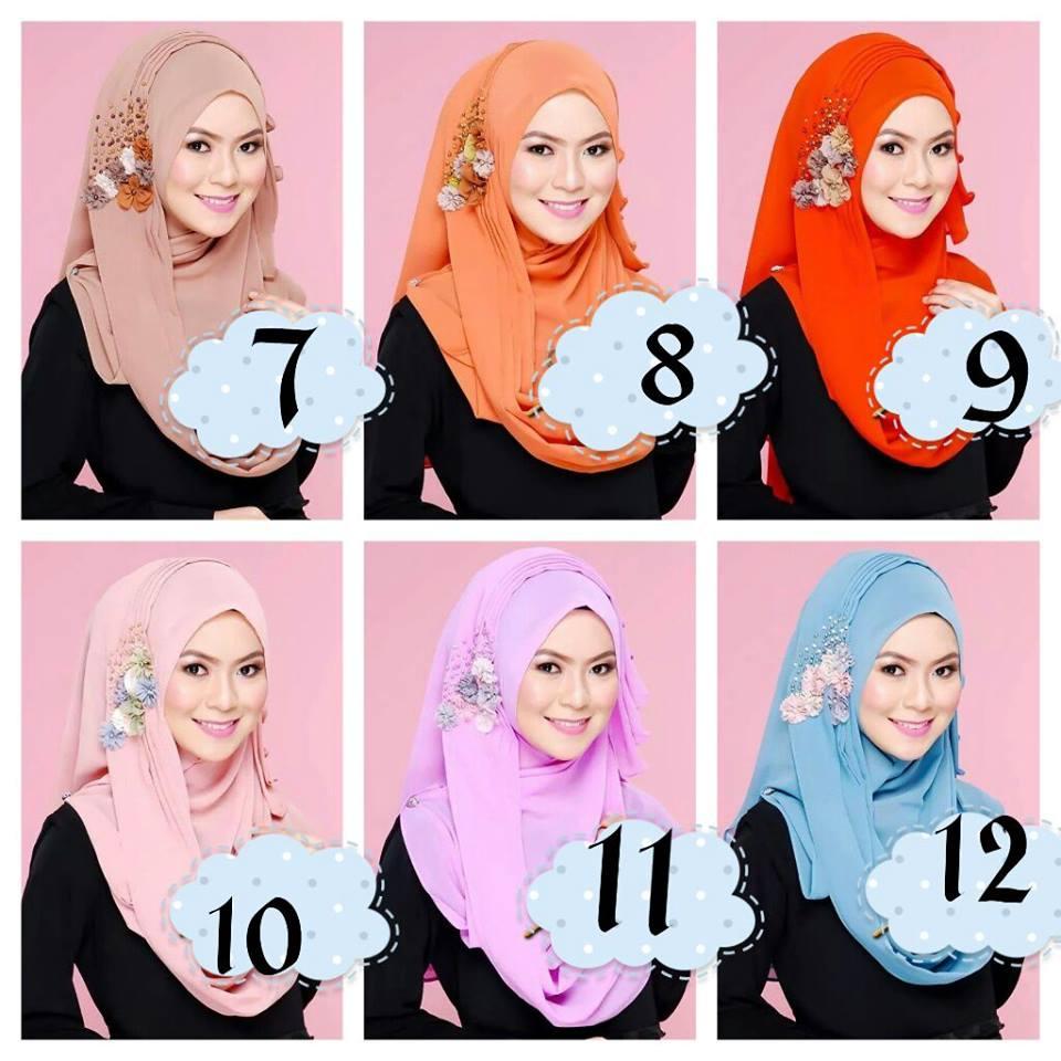instant shawl amani 2