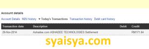 jana duit tanpa modal online dari rumah komisen affiliate ashadee ke 7