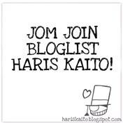 jom join bloglist haris kaito