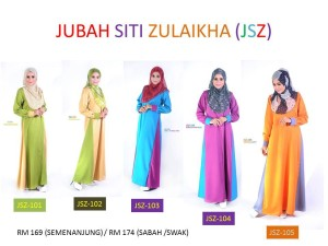 JUBAH MODEN NURSING FRIENDLY LAVENZI COTTON MURAH ONLINE