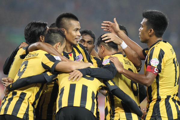 Pengajaran Keputusan Malaysia vs Vietnam Aff Suzuki Cup 2014 Semi Final 12 Dec