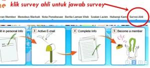 klik survey ahli