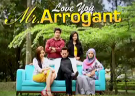 love you mr arrogant drama akasia tv3