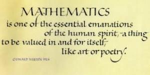 falsafah matematik