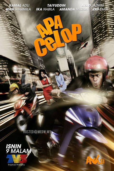 pelakon dan sinopsis apa celop drama tv3 slot aksi PELAKON DAN SINOPSIS APA CELOP SLOT AKSI TV3