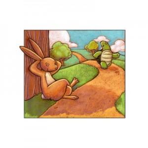 sang arnab dan kura-kura