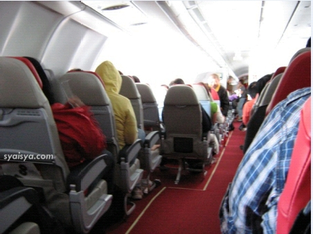 seat airasia SPECIAL POST: PENGALAMAN BERSAMA AIR ASIA