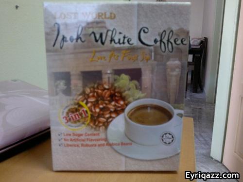 SAYA MAHU LOST WORLD OF TAMBUN IPOH WHITE COFFEE DARI EYRIQAZZ.COM