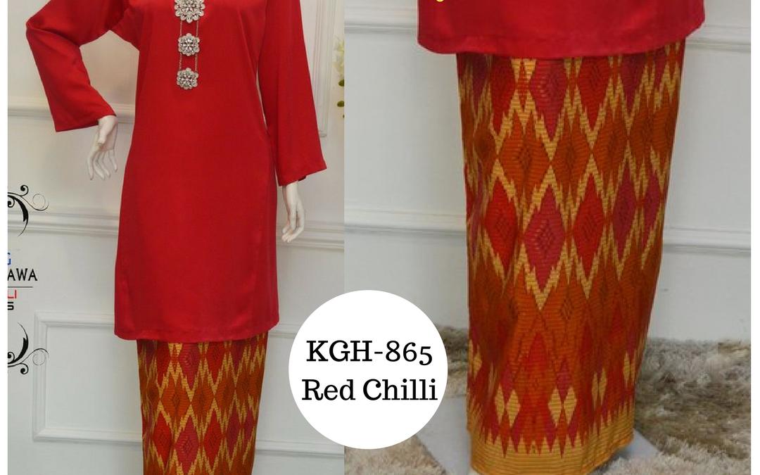 Baju Kurung Pahang Songket Bali Koleksi Gemersik Hawa